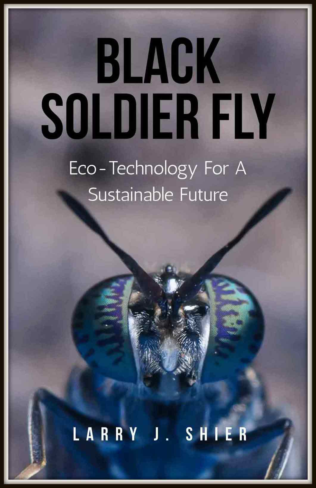 Black Soldier Fly, Larry Shier