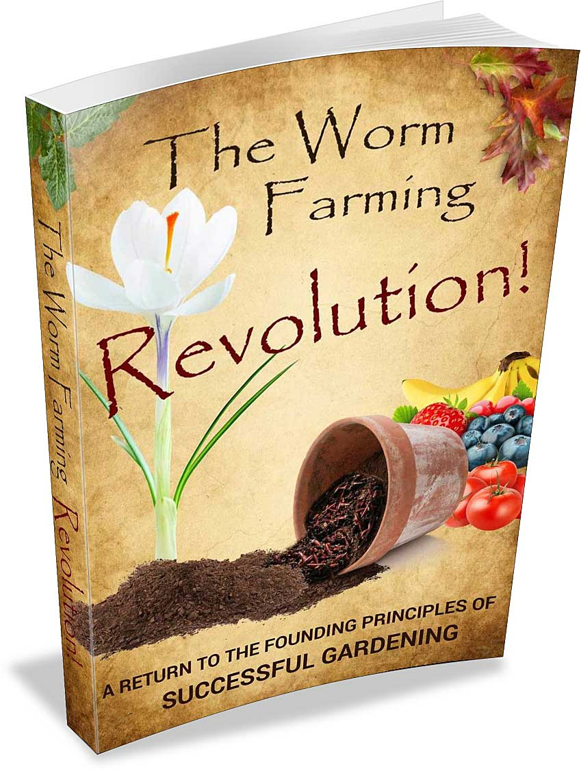 The Worm Farming Revolution Book