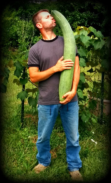 Pauly's Prized Cucumber