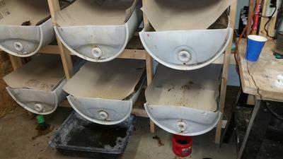 55 gallon worm bin