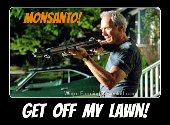 Worm Farming with Clint Eastwood