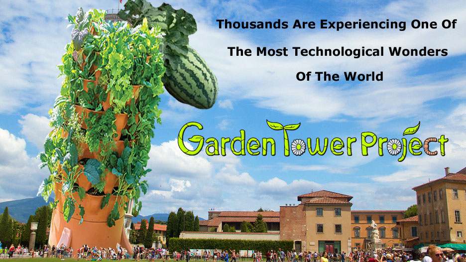 The Garden Tower of Pisa