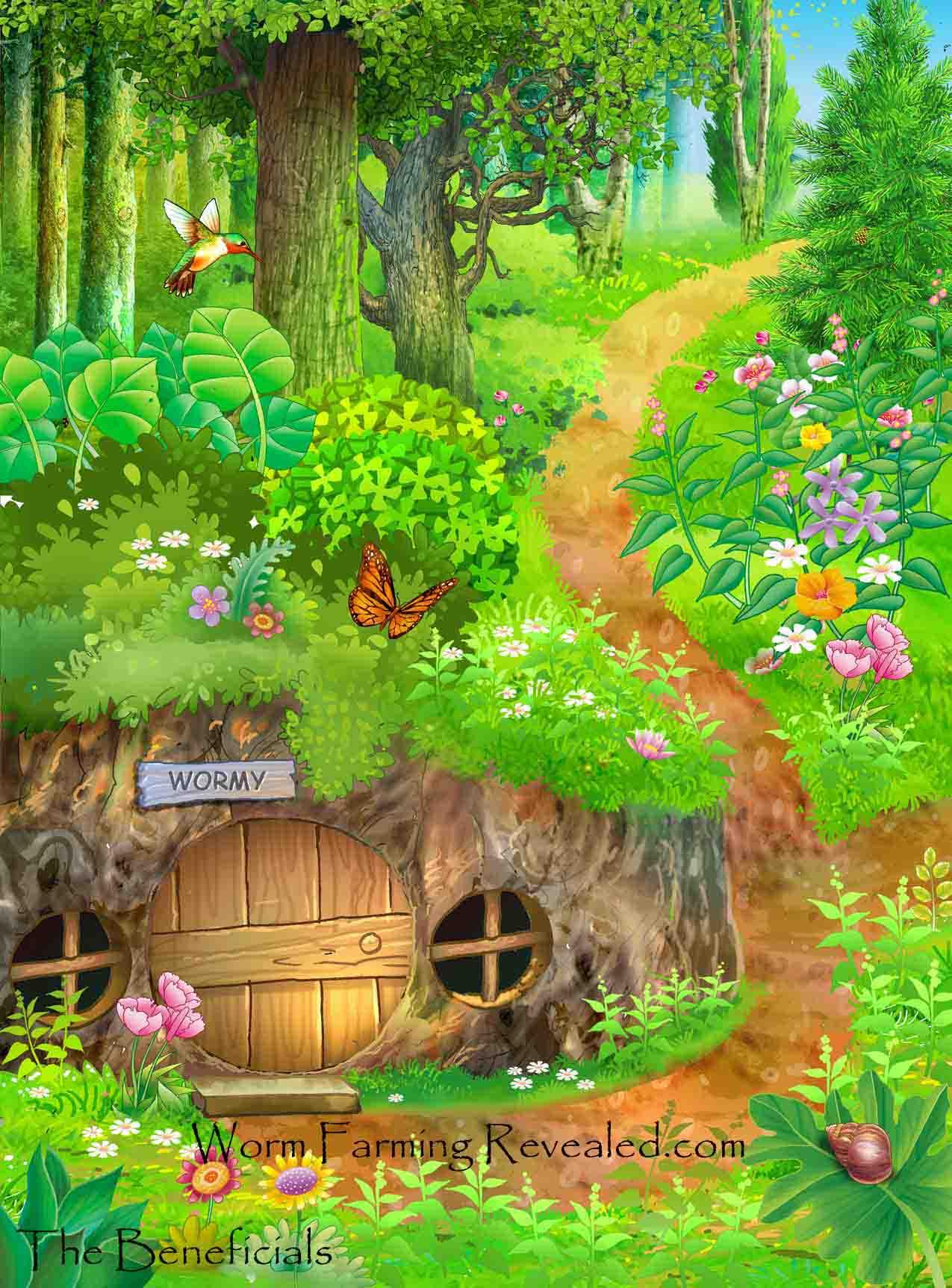 The Beneficials Hermi's Home