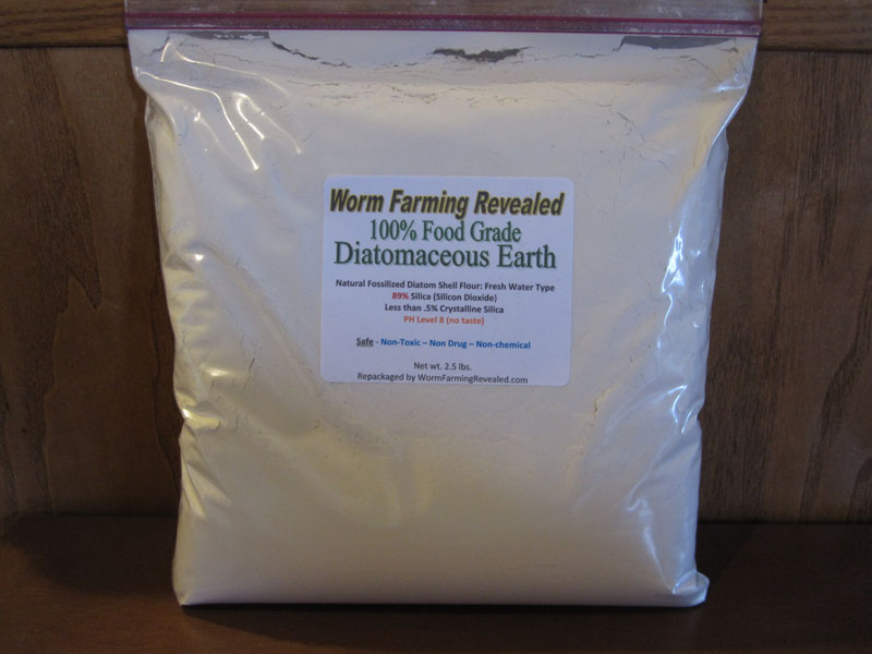 Buy Diatomaceous Earth
