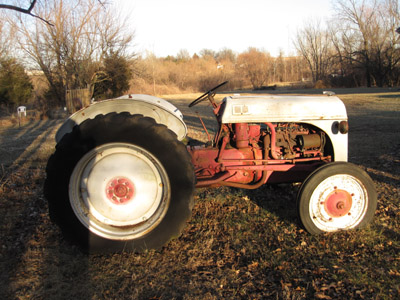 Ford 8n 3 point Tractor