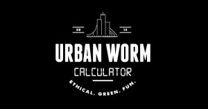 Urban Worm Calculator