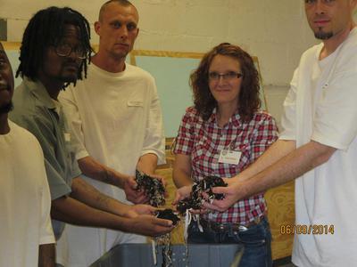 Worm Farming in Correctional Facilities Hannah 1