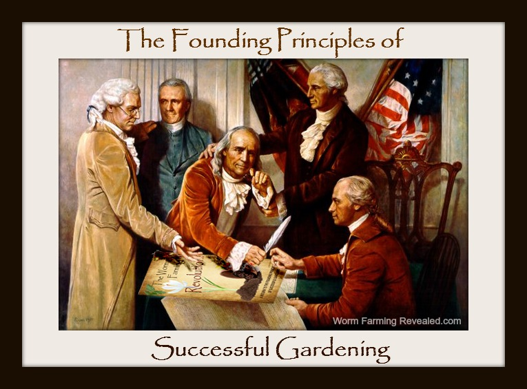 Worm Farming with the Founding Fathers of America