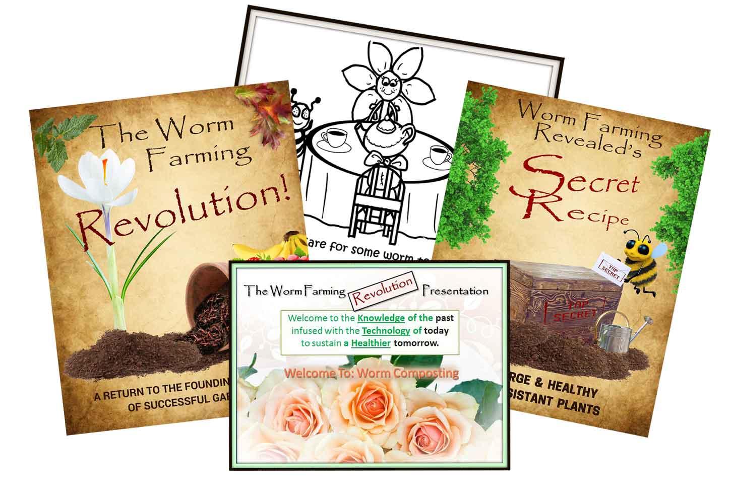 The Worm Farming Trilogy